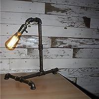 SBWYLT-Country americano dell'annata tubo industriale lampada salotto creativo LOFT studio