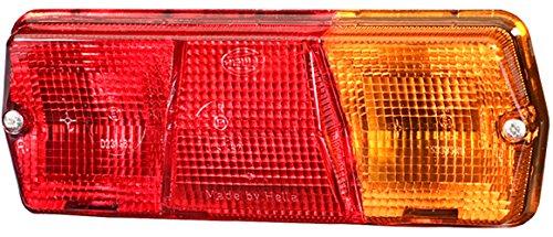 Preisvergleich Produktbild HELLA 9EL 111 647-001 Lichtscheibe,  Heckleuchte rechts,  Schluss-Brems-Blinklicht