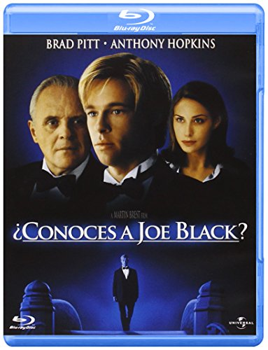 ¿Conoces A Joe Black? [Blu-ray] 51TdbOkHg8L