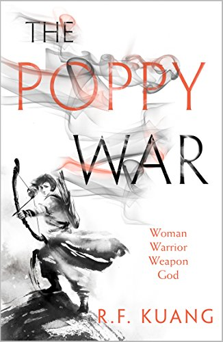 Resultado de imagen de portada the poppy war