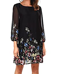 Amazon.it: Boho Chic Dresses: Abbigliamento