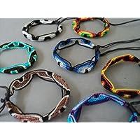 Friendship bracelet wristband BOYS PARTY BAG 5pcs