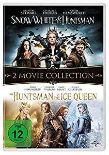 Snow White & the Huntsman / The Huntsman & The Ice Queen [2 DVDs]