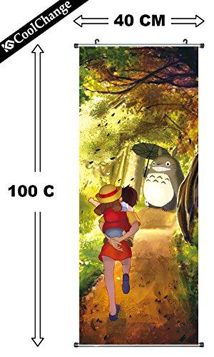 CoolChange Poster para enrollar /Kakemono de Totoro...