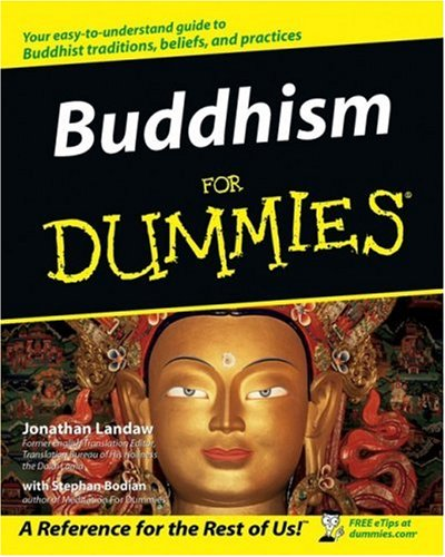 Buddhism For Dummies (For Dummies (Religion & Spirituality))
