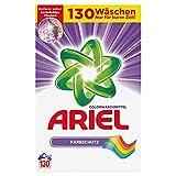 Ariel Colorwaschmittel Pulver Farbschutz 8.45 Kg, 130 Waschladungen