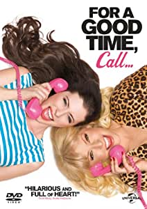 For A Good Time, Call… [DVD]