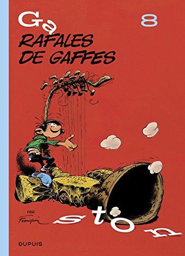 Gaston (Edition 2018) - tome 8 - Rafales de gaffes (Edition 2018) par Franquin