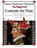 Concerto for Flute: The Hummingbird, Flute Part With Orchestra Reduction for Piano