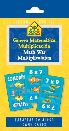 Guerra Matematica Multiplicacion / Math War Multiplication