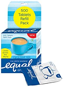 Equal Refill - 500 Tablets