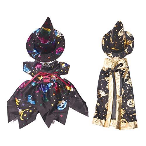 en Kleidung Halloween Outfit Für 18 Zoll weibliche Puppen Kostüm ()