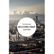 Modern Italy 2nd , Revi edition by Foot, John (2014) Taschenbuch