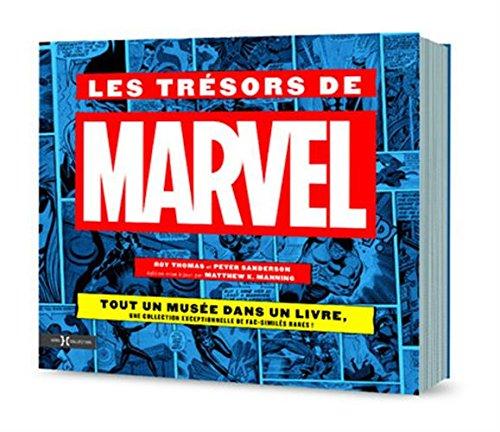 Les trésors de Marvel : Avec fac-similés