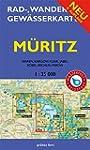 Rad-, Wander- und Gewässerkarte Mürit...