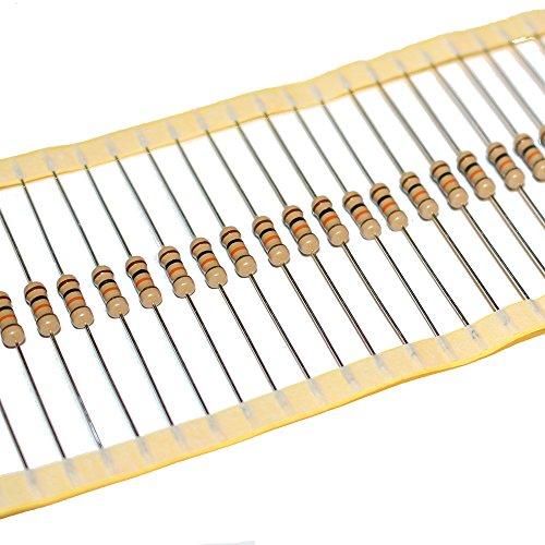 20x 18/Ohm 1/W Carbon //-5/% Resistors