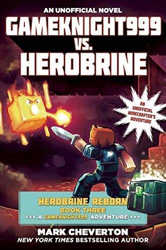 Gameknight Vs Herobrine Herobrine Reborn Book Three A - Minecraft herobrine spiele