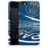 DeinDesign Apple iPhone 5s Coque Étui Housse Paris Saint-Germain PSG Parc des...