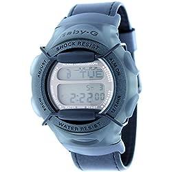 CASIO BG-142L-1V - Reloj de mujer/cadete BABY-G - Crono, 5 Alarmas, Telememo