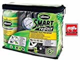 Rhino Automotive© Notfall Slime Smart Repair Reifen Pumpe Reifenpanne, Kompressor rw0432