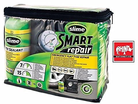 Ford Explorer 97–01d'urgence Slime Smart Repair Pompe de pneu anti-crevaison Compresseur