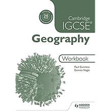 Cambridge IGCSE Geography Workbook (Cambridge Igcse & O Level)