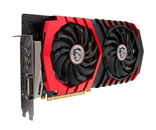 MSI GeForce GTX 1060 Gaming X+ 6GB Nvidia GDDR5 1x HDMI - 4
