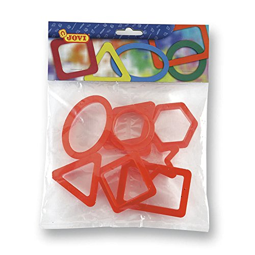 Jovi - Bolsa, 8 moldes, figuras geométricas (21)