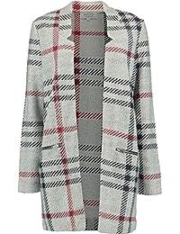 e145e7aa5e28 Suchergebnis auf Amazon.de für  damen mantel grau - Hailys   Damen ...