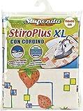 Telo per asse da stiro StiroPlus XL con cordino e doppio strato 150x55