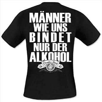 Krawallbrüder - Männer Wie Uns T-Shirt, schwarz, Grösse S