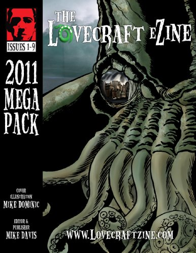 lovecraft-ezine-megapack-2011-issues-1-through-9-english-edition