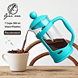 Best Grinder For French Press Coffees - Pinkdose® Green: Obr Portable Hand Pressure Machine Coffee Review