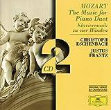 Coffret 2 CD : Oeuvres pour Piano à quatre mains