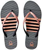 #8: United Colors of Benetton Women's Flip-Flops