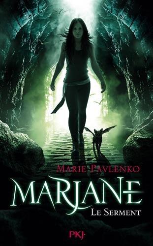 Marjane, Tome 2 : Le serment par Marie Pavlenko