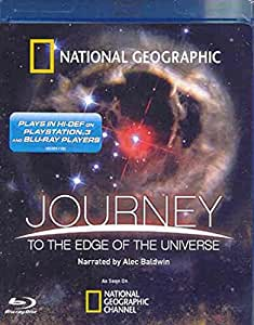 Journey to the Edge of the Universe [Blu-ray] [Import anglais]