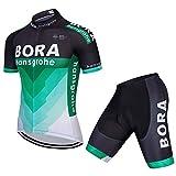 MPOM Radanzug Set Wear Erwachsene Outdoor Biking Schnell trocknend Sonnenschutzbekleidung Atmungsaktive Reitausrüstung Herren Damen