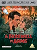 A Farewell To Arms (1932) (Dual Format Edition) [DVD]