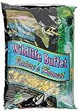 F.M. Brown, 7-Pound, la fauna y la flora y fauna silvestres comederos para pájaros de buffet con la naturaleza de la cosecha