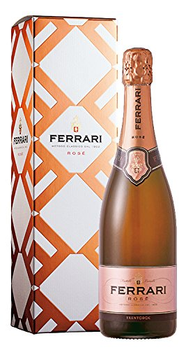 Ferrari, vino spumante trento doc rosato