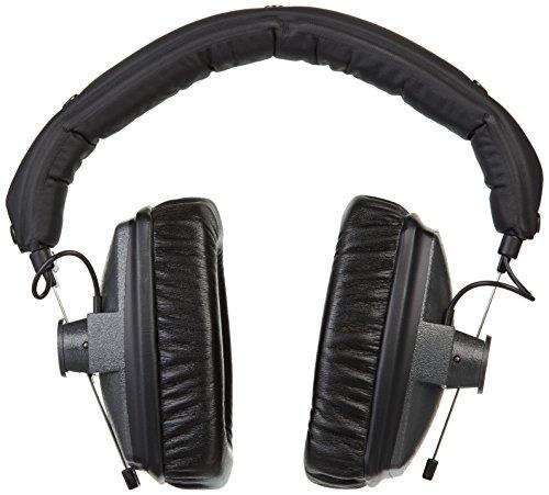Beyerdynamic DT 150 Ohrumschließend Kopfband Schwarz - Kopfhörer (Ohrumschließend, Kopfband, Verkabelt, 5-30000 Hz, 97 dB, Schwarz) - 3