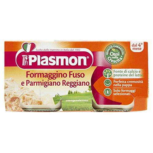 Homogénéisé Formaggino Parmigiano 80 Gr X 2 Pezzi