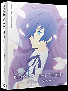 Persona3 Movie 4 - Collectors Edition [Dual Format] [Blu-ray]