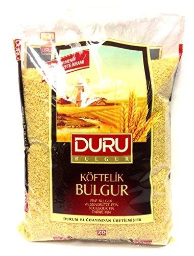 Duru Bulghur Cigköftelik Extrafein 1kg