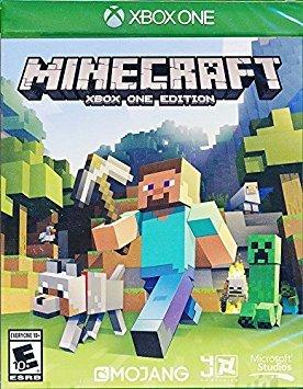 Tradico® Minecraft Xbox One Game - New & Sealed