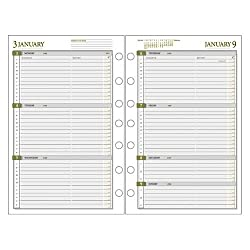 Drn481285y - Day Runner,inc. Day Runner Dated Planner Refill By Day Runner
