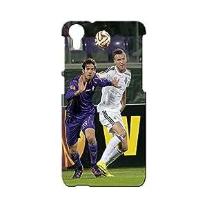 BLUEDIO Designer Printed Back case cover for HTC Desire 728 - G3456