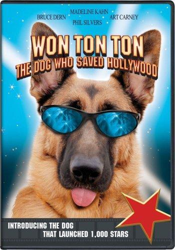 Won Ton Ton the Dog Who Saved Hollywood by Madeline Kahn (Madeline Dvd)
