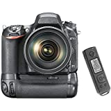 Meike MK-DR750 Batterie Grip pour Nikon D750 Noir